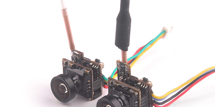 HCF8/HCF9 5 8G 48CH 25mw Transmitter 700TVL 1/4 CMOS Wide