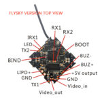 Crazybee F4 Pro V3 0 2-4S compatible flight controller